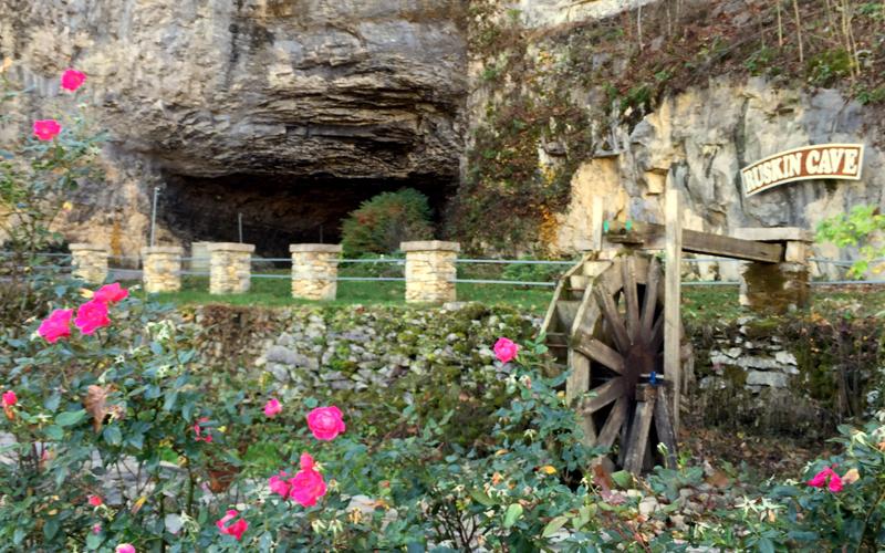 Ruskin Cave